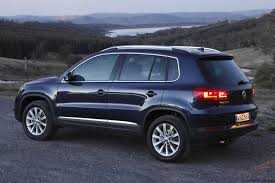 2012 Volkswagen Tiguan facelift announced - Photos (1 of 14)
