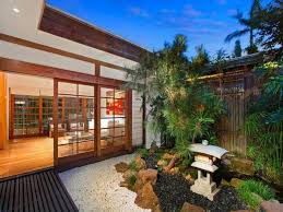 Small Picture garden design using bamboo with deck rockery Gardens photo 113903