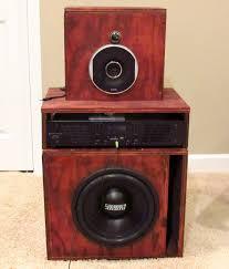 home audio system version 2 diy demo