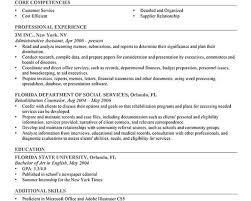 Writing Killer Resume Free Online Resume Format Examples