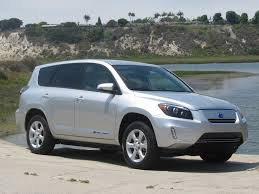 2012 Toyota RAV4 EV Review, Ratings, Specs, Prices, and Photos ...