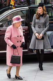 Kate Middleton and Queen Elizabeth make rare joint appearance