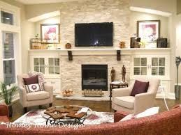 Full Size of Living Room:living Room With Tv Over Fireplace Fireplace Stone  Design Living ...
