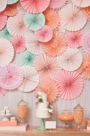 Diy Paper Flowers And Butterflies Wall Art Room Decoration Idea Diy Paper Home Decor