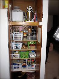 to see a more recent post of my organized and painted pantry here