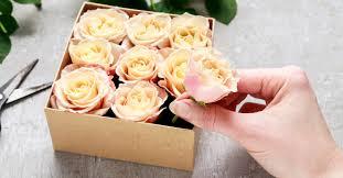 diy flower gift box guest post
