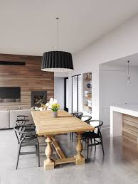Dining Rooms That Mix Classic And Ultra Modern Decor