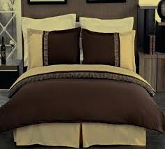 large image for modern key brown gold duvet cover set extra large king size single covers