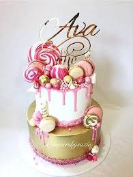 21st Girl Birthday Cake Ideas Zwonzorg
