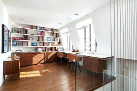 home office designs for two. Delighful Home Home Office For Two At The Top Of A Flight Stairs This Has    Intended Home Office Designs For Two S