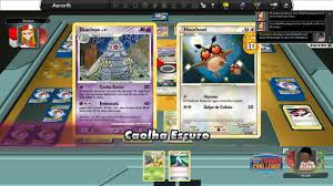 Pokémon Trading Card Game Online BETA - Gameplay (Português) - YouTube