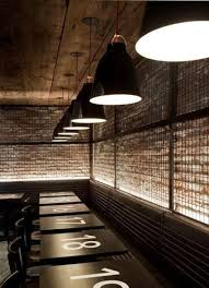 cafe lighting design. Dining Establishments Are Often At The Forefront Of Interior Lighting Design. So When Vintage Industrial Look Became All Rage, It\u0027s No Surprise Cafe Design L