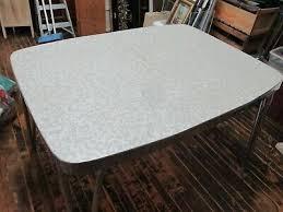 dining sets vintage formica table