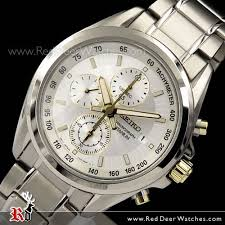 buy seiko chronograph titanium two tone mens watch sndc95p1 seiko chronograph titanium two tone mens watch sndc95p1 sndc95