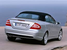 2003 Mercedes-Benz CLK 55 AMG Cabriolet   Review   SuperCars.net