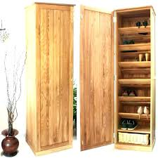 thin cupboard narrow storage cabinet wood tall for shoes with 8 shelves thin thin wall cupboard thin cupboard