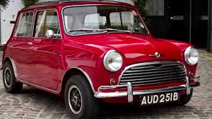 1964 Morris Mini Cooper - Hexagon Classics - YouTube