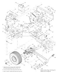 bolens 13ag683h163 parts list and diagram 2003 click to expand