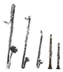 E Flat Alto Clarinet Finger Chart Family Bass Clarinet