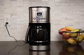 Despite some of the typical drawbacks, it's a decent buy at around $50 for those who aren't coffee snobs. Cuisinart 14 Cup Programmable Coffeemaker Review A Workhorse Machine