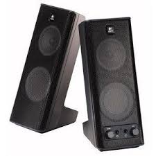 speakers for tv. even a cheap pair of pc speakers can make huge difference in the quality for tv v