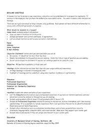 Resume Summary For Career Change Inspirational Career Change Resume