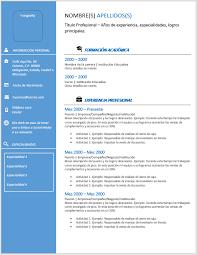 Formatos De Curriculum Vitae En Word Gratis Curriculum Vitae De Ingeniero Ejemplos Formatos Y