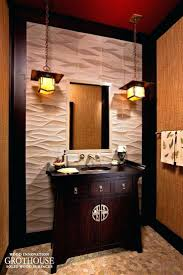 decorative powder room vanities for small space and hanging lamp as well undermount sinksmall sinks toronto