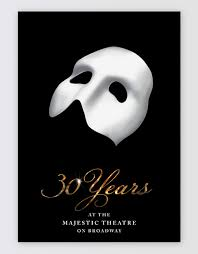The Phantom of the Opera Broadway | <b>Official Souvenir Program</b>