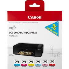 <b>Картридж Canon PGI-29</b> CMY/PC/PM/R 4873B005 купить в ...