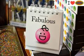 Emoji A Day A Daily Mood Flip Chart Whats Your Current Mood Today Melbas Chocolates