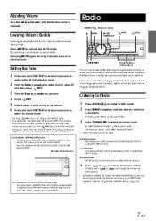 alpine cda 105 reset button cda 105 200 watt am fm mp3 ipod receiver Alpine Cda 105 Wiring Diagram cda 105 owners manual alpine cda-105 wiring diagram