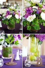 Purple and green wedding colors Kale Green Purple And Green Flower Centerpieces Eggplant Wedding Colors Mauve Wedding Table Decoration Pink And Black Wedding Purple And Green Weddings By The Color Purple And Green Flower Centerpieces Purple And Green Wedding Theme
