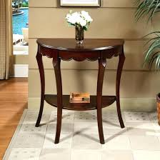 half round entry table half round entry table narrow entry table ideas entry table decor used half round entry table
