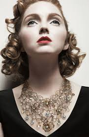 Red Lips. Lily Cole le inspiration Pinterest