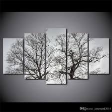 Großhandel 5 Stücke Bäume Zusammen Herbst Sehenswürdigkeiten