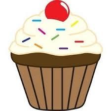 20 Chocolate Birthday Cupcake Clip Art Free Ideas And Designs