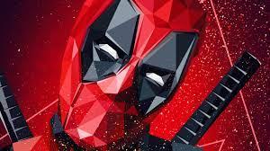 Deadpool digital art 1280x720