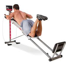 Total Gym 1400 Deluxe Home Fitness Machine Review Health