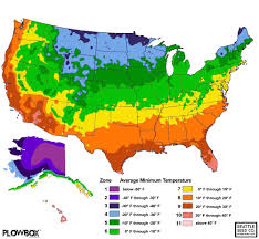 Us Growing Zone Chart Hardiness Zones And Succulents Sublime Succulents