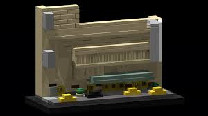 William Kerr Theatre Seating Chart Lego Moc 24532 Walter Kerr Theatre Bruce Springsteen On