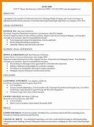 8 Paralegal Resume Sap Appeal