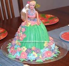 Barbie Cake Ideas Pos Images For Retirement