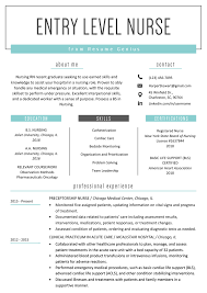 Rn Resume Samples New Grad Rn Resume Template Nurse New Grad Nursing Resume
