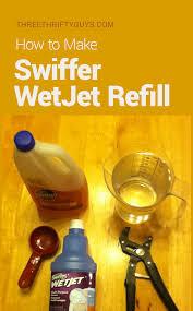 insert full bottle into swiffer wet jet enjoy your new refilled wet jet bottle that only cost you 0 10