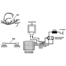 panasonic panasonic microwave oven parts model nn c867wv sears wiring harnes
