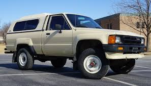 I Just Bought This Turbo 1986 Toyota Pickup Sight Unseen