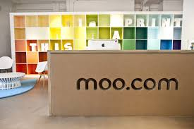 coolest office design. Coolest Offices 2016 - MOO Reception Area Office Design