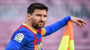 أول تعليق من ميسي حول مستقبله مع برشلونة