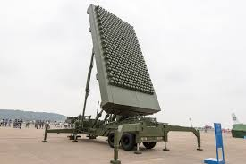 Phased Array Radars China Has Developed A New Type Of Phased Array Radar That Can Detect